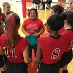 North Belton Volleyball sweeps Cove Lee
