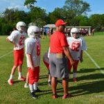 NBMS 8th B Football vs Lamar Middle