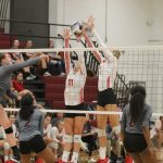 Lady Tigers Volleyball sweeps Killeen on road
