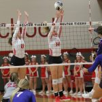 No Blues Tuesday: Lady Tigers outlast Midway in five games