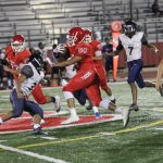 Hard hits, wild scoring and insane finish nets Belton Freshman Red and Shoemaker a 36-36 tie