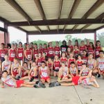 NBMS Cross Country Sets PR's in Cameron