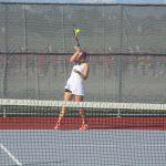 Tiger Tennis VS. Harker Heights