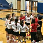 Belton Volleyball sweeps Temple on all levels in cross town Rivalry