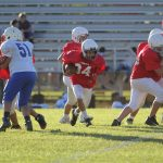 Lake Belton 8th grade teams split with Midway Blue