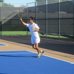 Tiger Tennis gets back at the Wildcats