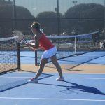 Tiger Tennis Playoff Match Update
