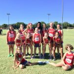 NBMS District Meet Results