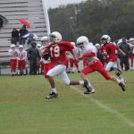 North Belton, Lake Belton earn split of 7th grade football series