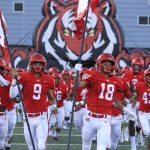 The JV Red Tigers Hop Over The Roos