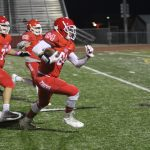 Sustained drives play big role in Freshman Red's 44-21 win over Killeen
