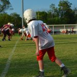 NBMS 7th Grade Football vs. Cove Lee Results