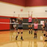 Sweet NB Volleyball victory against hometown rival