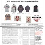 Girls Basketball Shirts and Hoodies