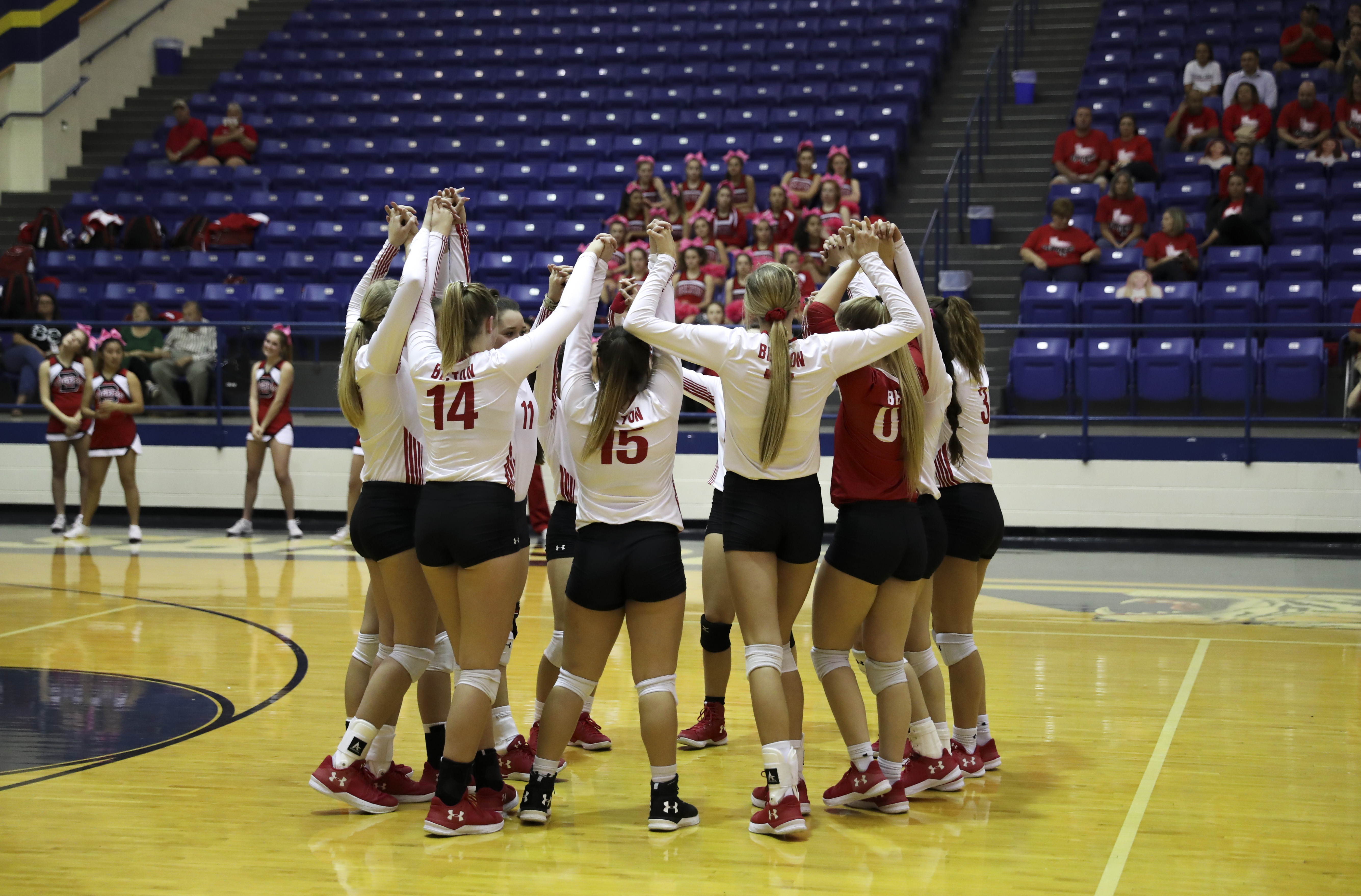 Belton Tiger Volleyball to Host Tryouts August 1st