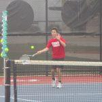 Westwood Freshman Tennis Tournament Itinerary