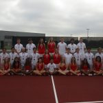 Tiger Tennis Earned 19 spots in All District Honors