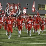 Belton Tiger Football vs Waco High - Photos