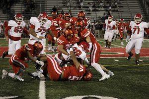 Belton Tiger Football vs Waco High – Photos