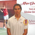 Major Ueckert signs with Schreiner University