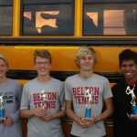 Westwood JV Tennis Tournament Results