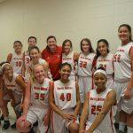 NBMS Girl's basketball season opener sweep