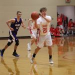 Sub-Varsity: 9th Red Cruise to Victory over the Panthers