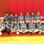 North & South Girl's Basketball