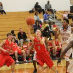 Sub-Varsity Boys Basketball: 9th Red Complete the Season Sweep of Waco