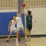 """Surviving a """"threeler"""": Belton works past 20 three-pointers by SA Kennedy in 83-79 win"""