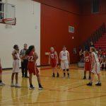 NBMS Girl's Basketball takes on LBMS