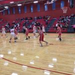 Lake Belton Lady Tigers Basketball verses North Belton