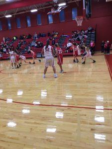 Lake Belton Girls Basketball at North Belton