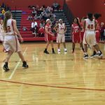 Lake Belton Girls Basketball at North Belton