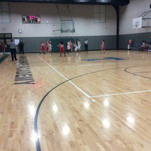 SBMS V TRAVIS Girls Basketball