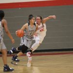 Lady Tigers score first 13 points, cruise to 47-17 win over Shoemaker