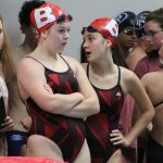 Lady Tiger Swimmers win Belton New Year's Invitational