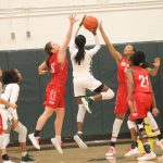 Lady Tigers drop second straight heartbreaker, this time at Ellison 44-42