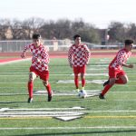 Tiger Soccer performs well in scrimmage, as they down Red Oak 4-0
