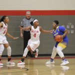 Lady Tigers second quarter struggle leads to 44-32 loss to Cove