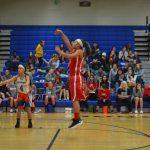NBMS Girl's Basketball Sweep the Bulldogs