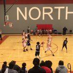 NBMS 8th A Basketball  vs. Bonham