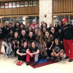 Lady Tiger Lifters Dominate at Midway