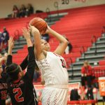 Girls Basketball: Freshman notch win while JV falls to Harker Heights