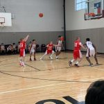 LBMS 7th Grade Basketball Drops Two Games to Lamar
