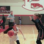 Lady Tiger Basketball vs Harker Heights Photos