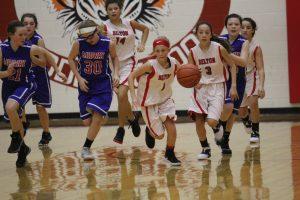 NBMS Girls Basketball vs. Midway