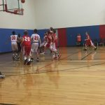 NBMS 7th Grade Basketball Vs. Midway Results