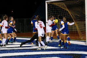 Lady Tiger Soccer vs Cove Photos