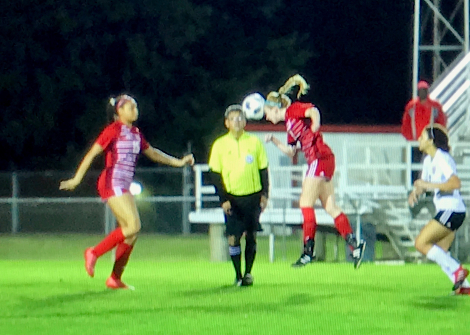 Lady Tiger Soccer Defeats Harker Heights 6-0